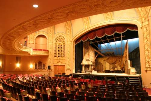 Hoyt Sherman Theatre