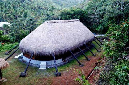 Carib Village Hut