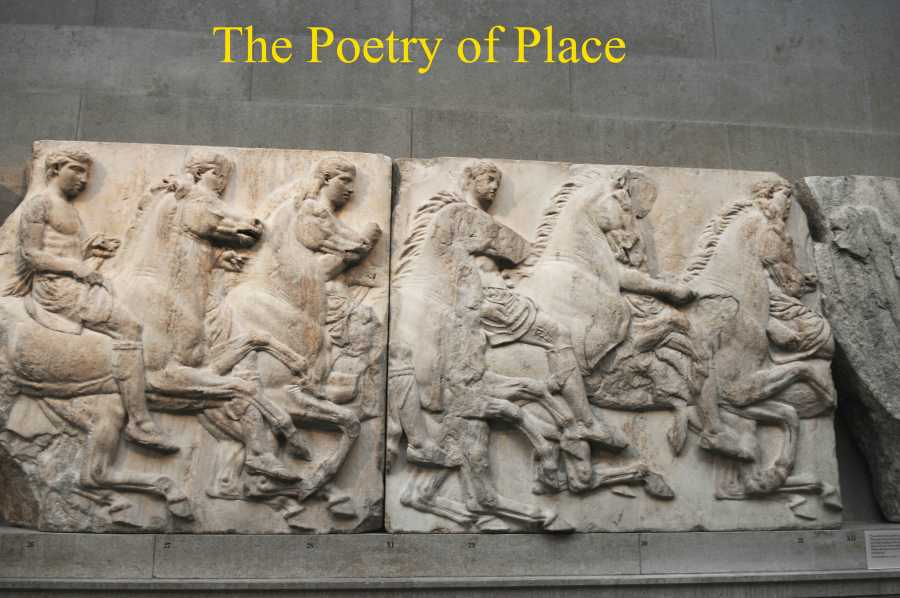 Elgin Marbles, The British Museum, London, England by Mike Keenan