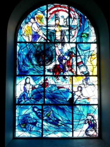 Chagall Memorial Window