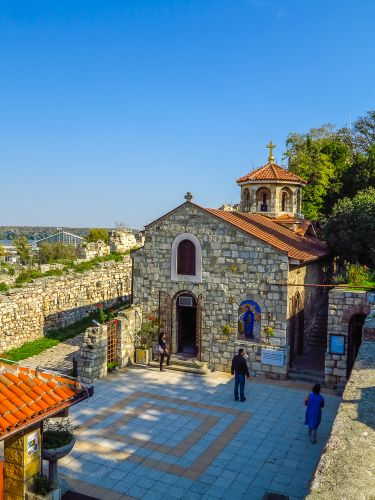 Chapel of St. Petka - Belgrade Fortress