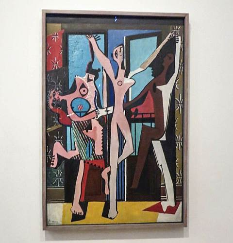 Picasso, Tate Museum photo by Mike Keenan